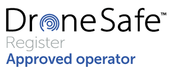 eVolution consultants are members of Drone Safe Register as an approved drone operator