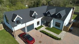 Aerial photographs can help sell houses!